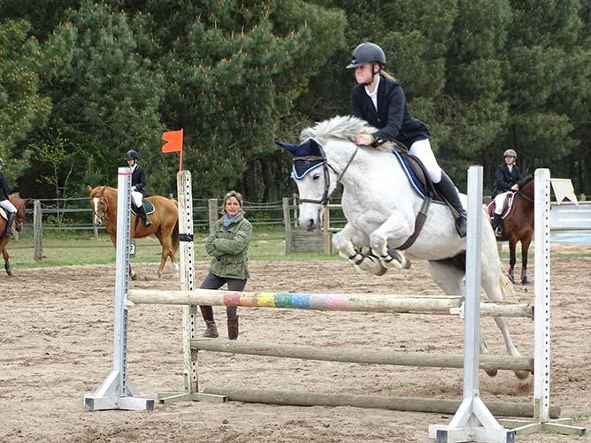 Location boxes chevaux à Cormeray | Les Écuries de la Fouasserie